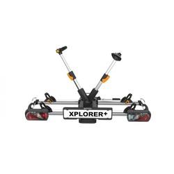 Spinder Xplorer Plus - Fietsendrager - 2x Ebike - Kantelbaar