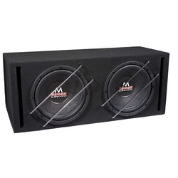Audio System M 12 EVO BR-2 - Subwoofer in kist