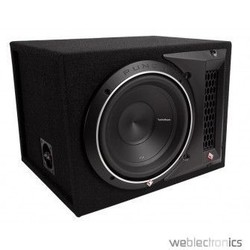Rockford Fosgate P2-1X12 - Subwoofer in kist - 800 Watt