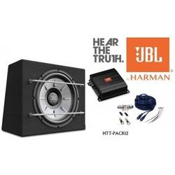 JBL HTT-Pack 12 - complete car audio set - Actie