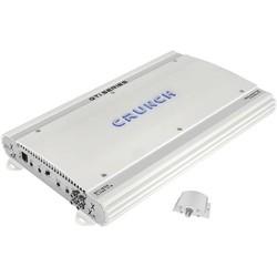Crunch GTI-1500 - 1 Kanaal versterker - 1500 Watt
