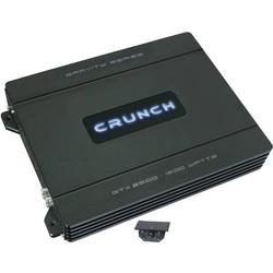 Crunch GTX-2600 - 2 Kanaals versterker - 1200 Watt