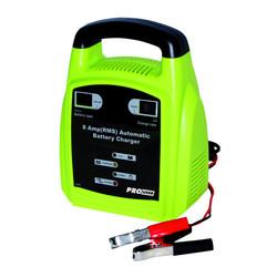 Pro-User MCH8A - automatische acculader met snellaadfunctie - 12Volt