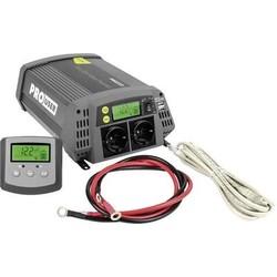 Pro-User PSI600 - Sinus omvormer 600W/1200W