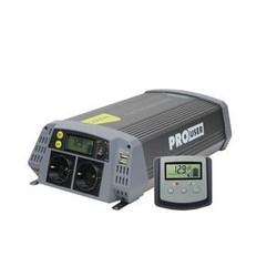 Pro-User PSI1000- Sinus omvormer 1000W/2000W