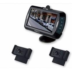 Pro-User DRC4320 digitaal draadloos achteruitrijcamerasysteem - 4,3 Inch met 2 camera's