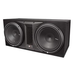 Rockford P2-2X12 - Dual-Bassreflexbox - 1600 Watt
