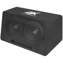 """ESX DBX-208Q - Bassreflex Systeem - 2x8"""" - 400 Watt RMS"""