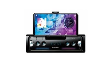 Pioneer autoradio bluetooth