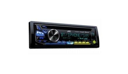 JVC autoradio bluetooth