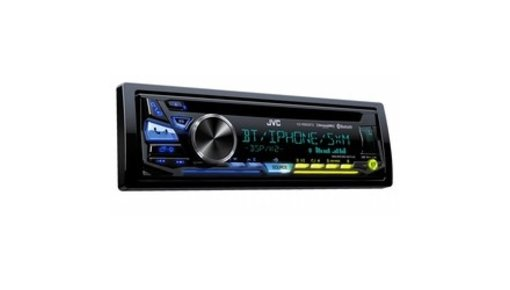 JVC autoradio bluetooth