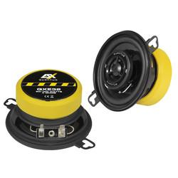 ESX QXE32 - Coaxiale Speaker - 8.7 cm -  50 Watt  RMS