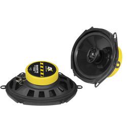 """ESX QXE572 - 2-Weg Coaxiale speaker - 5x7"""" -  90 Watt RMS"""