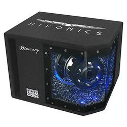 Hifonics MR8BP - Single Bandpass System - 20 cm - 300 Watt RMS