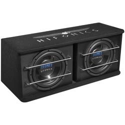 "Hifonics TD-250R  - Dubbele Basreflexbehuizing - 2x10"" - 800 Watt RMS"