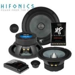Hifonics Zeus ZX6.2 - 2-weg composet - 250 Watt