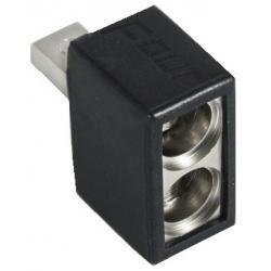 4Connect Versterker Verdeelblok - 50QMM / 2 X 50QMM