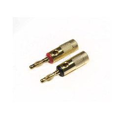 4Connect banaan connector set - 8mm2