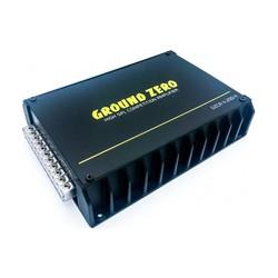 Ground Zero GZCA 4.200-4 - 4 Kanaals versterker - 500 Watt