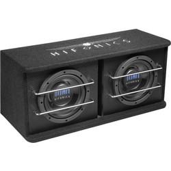"""Hifonics TD-200R - Dubbel Bandpass-Systeem - 2x8"""" - 400 Watt RMS"""