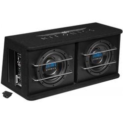 "Hifonics TDA-200 R- Actieve Dubbele Basreflex - 2x8"" - 300 Watt RMS"