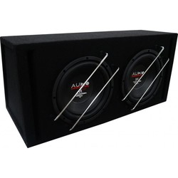"Audio System M 10 EVO BR-2 - Subwoofer in kist - 2x10"" -  600 Watt RMS"