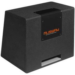 """Musway MT-169Q -  Single Bassreflex - 6x9"""" - 200 Watt RMS"""
