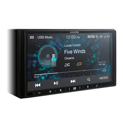 "Alpine ILX-W650BT - Multimediasysteem - 7"" Touchscreen - 2 Din - 4x50 Watt max"
