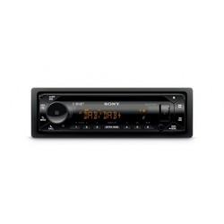 SONY MEX-N7300BD - 1-Din -  Autoradio - CD - Bluetooth - DAB