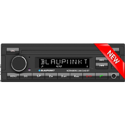 Blaupunkt Madrid 200 BT - Autoradio - AM/FM - Bluetooth - USB, AUX-ingang - 4x40 Watt RMS