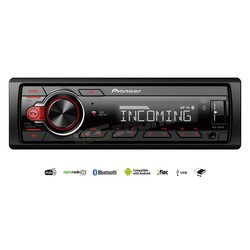 Pioneer MVH-330DAB - Autoradio - 1 Din - DAB/DAB+ - Bluetooth - USB -  Android