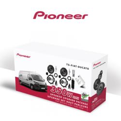 Pioneer TS-FIAT-DUCATO - 350Watt Max - Plug & play'