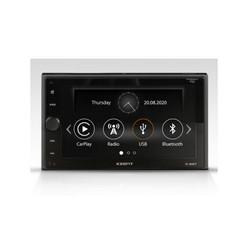 Xzent X-227 - Multimedia systeem - 2 DIN