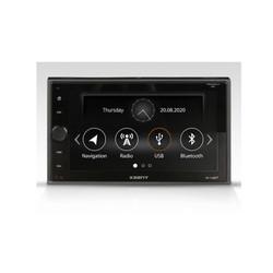 Xzent X-427 - Multimedia systeem - 2 DIN