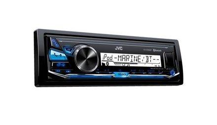 JVC autoradio mp3