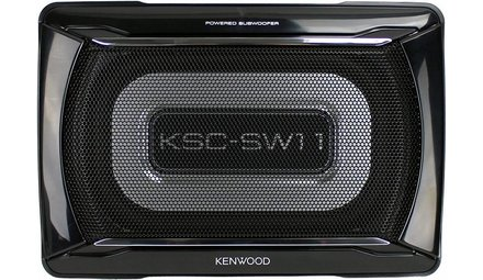 Kenwood subwoofer actief