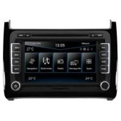 ESX VN720-VO-P6C - Navigatiesysteem voor VW Polo 6C zwart