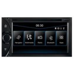 ESX VNC630D - met navigatiesoftware iGO Camper & Truck
