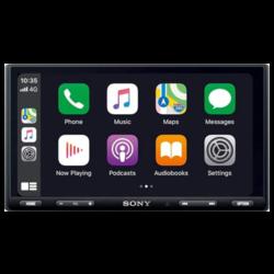 SONY XAV-AV5550D- 2-Din Autoradio -  BT  - Apple CarPlay & Weblink