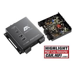 """ESX DLC22 2-kanaals """"High / Low Level"""" adapterconverter met EPS PRO"""