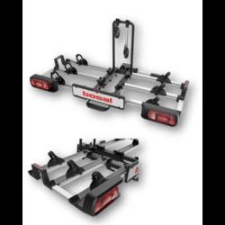 Bosal Comfort Pro III - Fietsendrager - 3x Fiets en 2x Ebike - Inklapbaar - Kantelbaar