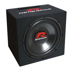 Renegade RXV1000 - Enkel basreflexsysteem 500 Watt