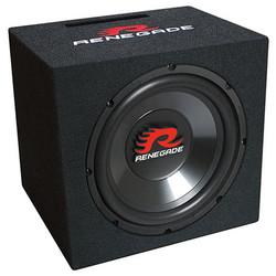 Renegade RXV1200 - Enkel basreflexsysteem 600 Watt