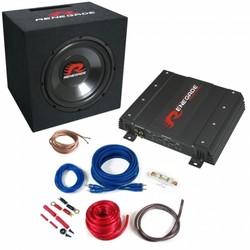 Renegade RBK550XL - subwoofer pakket 500 Watt