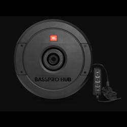 "JBL BassPro Hub - Subwoofer actief reservewiel 11"" -   200 Watt RMS zwart - Inclusief kabelset"