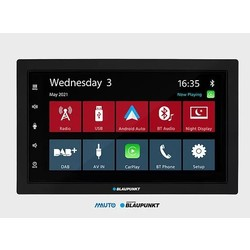 Blaupunkt Rotterdam 600 DAB - 2-DIN - Android & Apple Carplay
