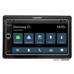 Blaupunkt Oslo 590 DAB - Multimedia Systeem -  CarPlay en Android Auto - 2 Din