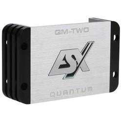ESX QUANTUM QM-TWOV2 - Mini versterker 2-Kanaals