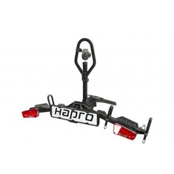 Hapro Atlas Premium  XFold I - Fietsendrager - 1 Fiets - Inklapbaar - 13.5 kg - 13 Polig