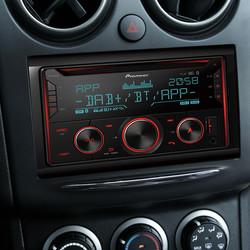 Pioneer FH-S820DABAN  - Autoradio - Bluetooth - 2 Din - 4x50 Watt - Incl DAB antenne